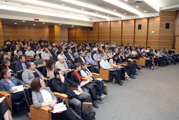 İSO Üyesi Sanayiciler, Eximbank Seminerine Büyük İlgi Gösterdi