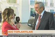 Erdal Bahçıvan G20 Zirvesi'ni Kanal 24'e Değerlendirdi, 15.11.2015