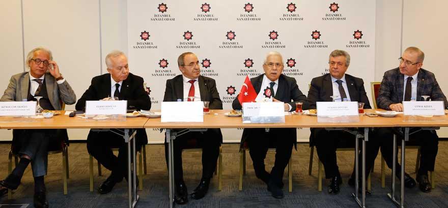 1, 2, 3 ve 4. Grup Meslek Komiteleri Ortak Toplantı Gerçekleştirdi