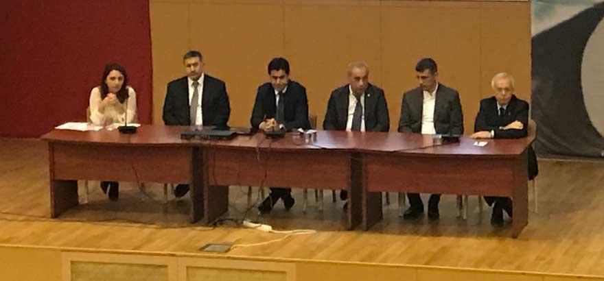 Mesleki Eğitim Projemiz Kapsamında, Türkiye Çimento Müstahsilleri Birliği MTAL'de Öğretmen Bilgilendirme Toplantısı Gerçekleştirildi