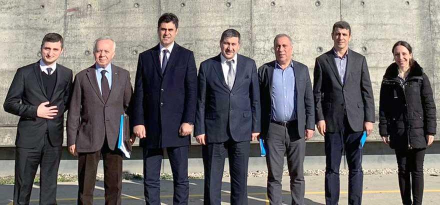 İSO Mesleki Eğitim Protokolü Kapsamında Türkiye Çimento Müstahsilleri Birliği MTAL'da İZODER ile Kapsamlı İşbirliği Görüşmeleri Yapıldı