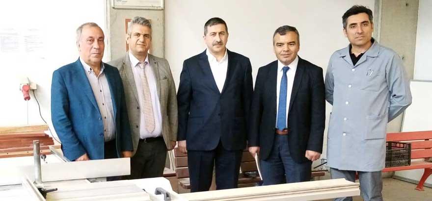 İSO Mesleki Eğitim Protokolü Kapsamında Türkiye Çimento Müstahsilleri Birliği MTAL'da Önemli Fırsatlar