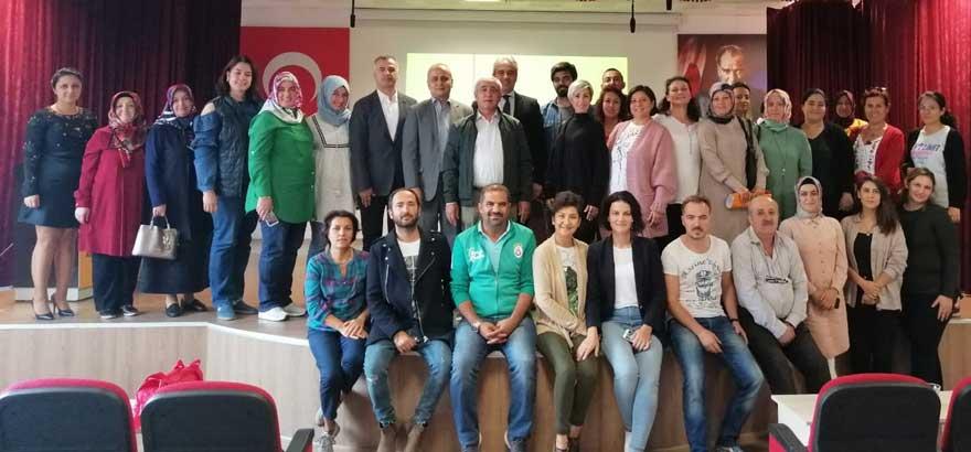 İSO Mesleki Eğitim Protokolü Kapsamında Siyavuşpaşa MTAL'da  Gerçekleştirilen PYK Toplantısına Gökhan Eren Katıldı