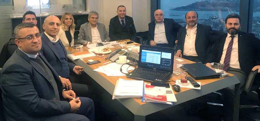 Ocak Ayı İlk Toplantımıza Kızılay Afet Müdürlüğü Yetkilileri Katıldı