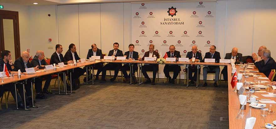 Odamız 14.Grup Meslek Komitemiz Genişletilmiş Sektör Toplantısı Gerçekleştirdi