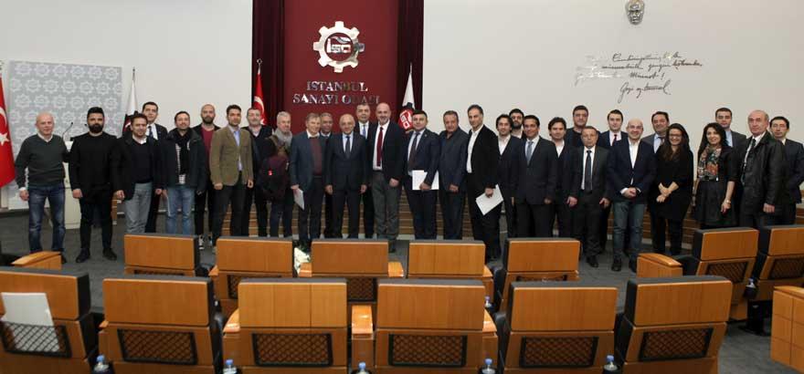 22. Grup Ayakkabı ve Yan Sanayii Meslek Komitemiz Genişletilmiş Sektör Toplantısı Gerçekleştirdi