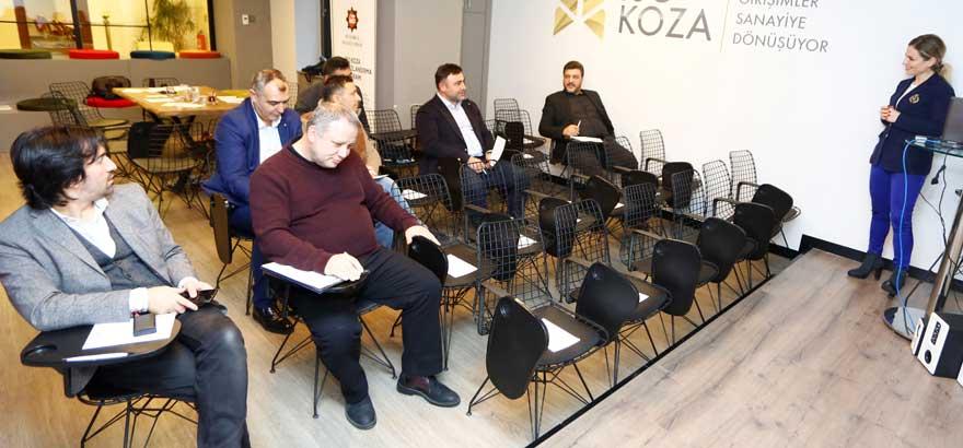 22. Grup Meslek Komitesinin Kasım Toplantısında Dijital Dönüşüm ve Verimlilik Konuları Ele Alındı