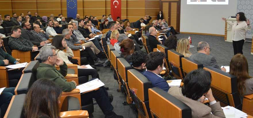 İşletme Sahibi ve Yöneticilerine Yönelik, Stratejik Yönetim, İnovasyon ve Uluslararası Pazarlara Açılma Eğitimi