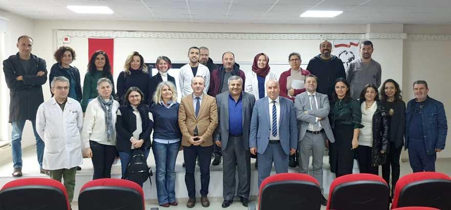 Ataşehir Nuri Cıngıllıoğlu MTAL'de PYK ve Protokolü Anlatan Öğretmen Bilgilendirme Toplantısı Düzenlendi