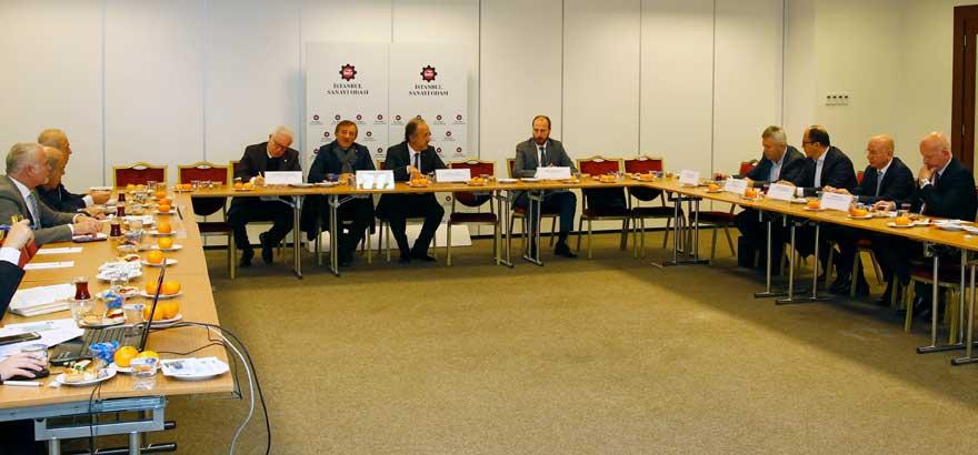 Kimyasal Ürünler, Plastik ve Kauçuk Ürünleri Sanayii Sektör Toplantısı Gerçekleştirildi