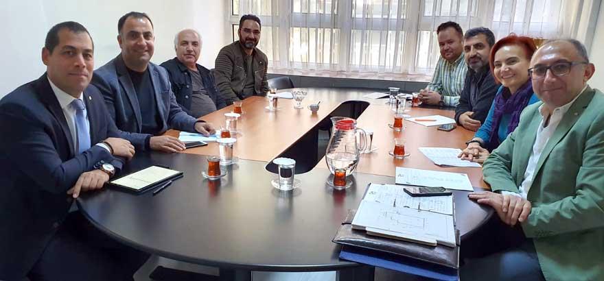 İSO Mesleki Eğitim Protokolü kapsamında Şehit Öğretmen Hüseyin Ağırman MTAL'da Öğretmenlerle Analiz Toplantıları ve Öğrencilerle de Atölyelerde Beraber Uygulamalar Yapıldı