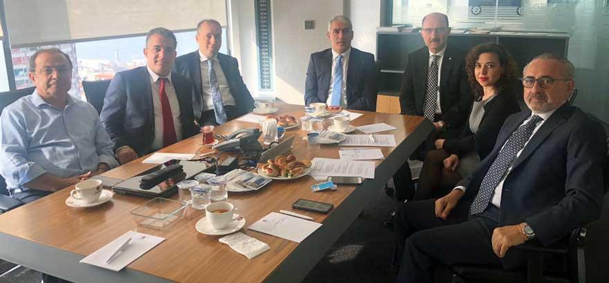 Meslek Komitemizin Kasım Ayı Toplantısına Yönetim Kurulu Üyemiz Kemal Akar Katılmıştır