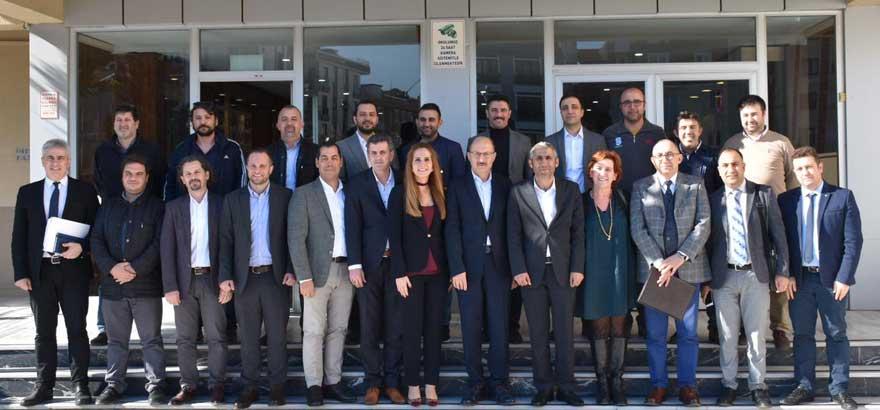 İSO Mesleki Eğitim Projesi Kapsamında, Samandıra MTAL ile Şehit Öğretmen Hüseyin Ağırman MTAL Ortak Toplantı Yaptı