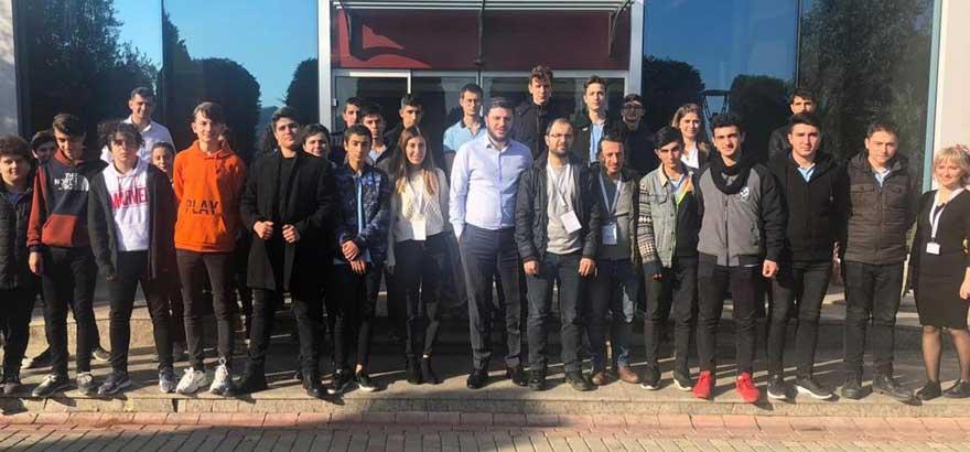 """Silivri MTAL'de """"Temel Eğitim Liseden, Pratik Eğitim Sanayiden"""" Sloganıyla Eğitim ve Teknik Gezi Gerçekleştirildi"""