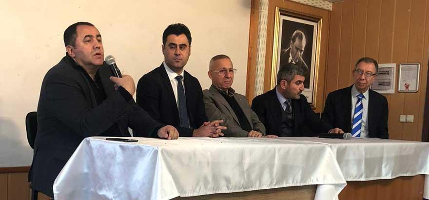 İSO Mesleki Eğitim Projesi kapsamında Ümraniye Atatürk MTAL'de Öğretmenlerle Tanışma ve Kaynaşma Toplantısı Düzenlendi