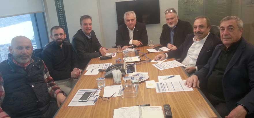 48. Grup Meslek Komitesi ile Yazılım Sanayicileri Derneği (YASAD) Ocak Ayı Meslek Komitesi Toplantısını birlikte Gerçekleştirdi
