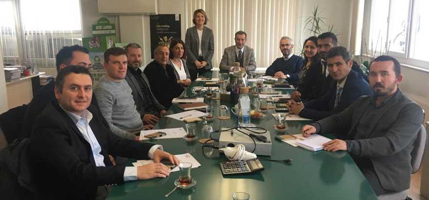 Galata ve Kardelen MTAL Öğretmenlerine Yönelik 5 Haftalık Yoğun Eğitim Programı Sonrası Firmalarda Endüstriyel Deneyim İçin de Yoğunlaştırılmış Uygulamalı Eğitim Hazırlıkları Başladı