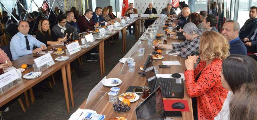 Elektrikli Aydınlatma Ekipmanları UR-GE Projesi İhtiyaç Analizi Raporu Kapanış Toplantısı Gerçekleştirildi