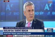 İSO Başkanı Bahçıvan HABERTÜRK-EKO SİYASET'te, 16.04.2015