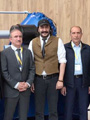 ICI Management Visits the World's Largest Industry Fair, the Hannover Messe