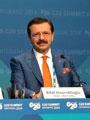 TOBB Başkanı Hisarcıklıoğlu B20 Dönem Başkanlığını Devraldı