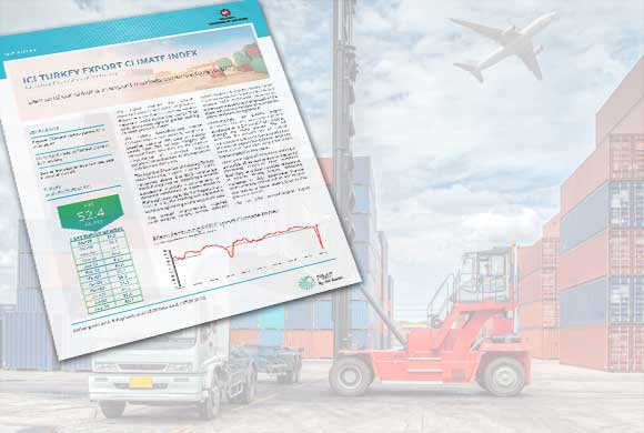 The August Results of ICI Turkish Export Climate Index Were Announced