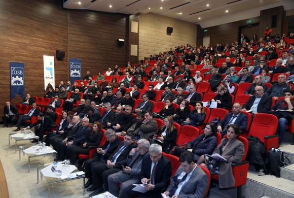 İSO, İstihdam Teşvikleri Bilgilendirme Toplantısının İkincisini İkitelli'de Yaptı
