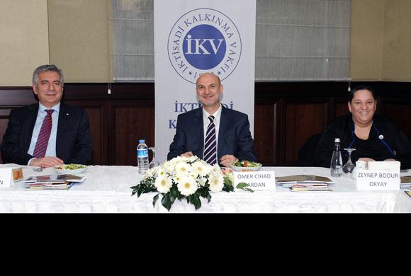 İSO ve İKV Yönetim Kurulları Türkiye-AB İlişkilerini Değerlendirdi