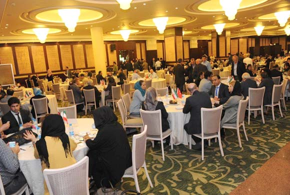 Over 400 Bilateral Meetings between ICI Industrialists and about 200 Iranian Companies