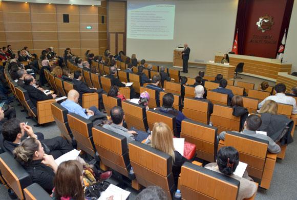 İSO-İŞKUR Bilgilendirme Toplantısı'nın İkincisi İstanbul Sanayi Odası'nda Yapıldı