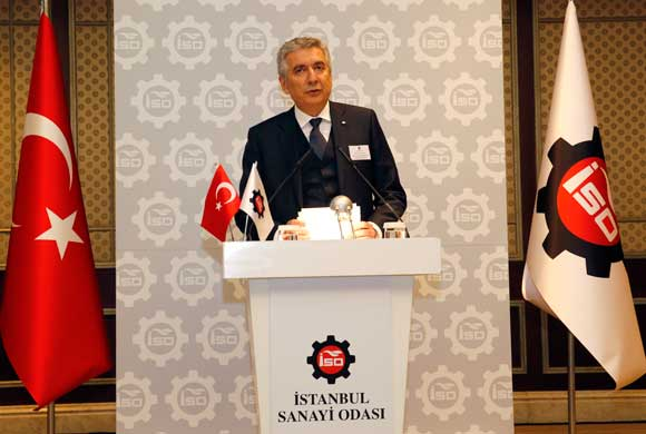 Consul General from 34 Countries and Their Representatives Came Together in the Reception of Istanbul Chamber of Industry