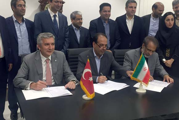 ICI Takes a Major Step for an Organized Industrial Zone in Iran for Turkish Industrialists