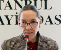 İSOV Mütevelli Heyet Başkanı Zeynep Bodur Okyay