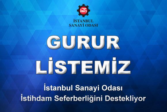 İstanbul Sanayi Odası İstihdam Seferberliğini Destekliyor