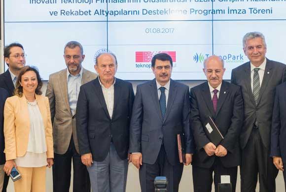 İSTKA-İTÜ İşbirliği Olan INNOGATE, Şirketleri Küresel Teknoloji Ligine Taşıyacak
