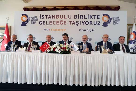 İSTKA'dan, Küresel Kent İstanbul İçin 10 Yılda 773 Projeye 694 Milyon TL Destek
