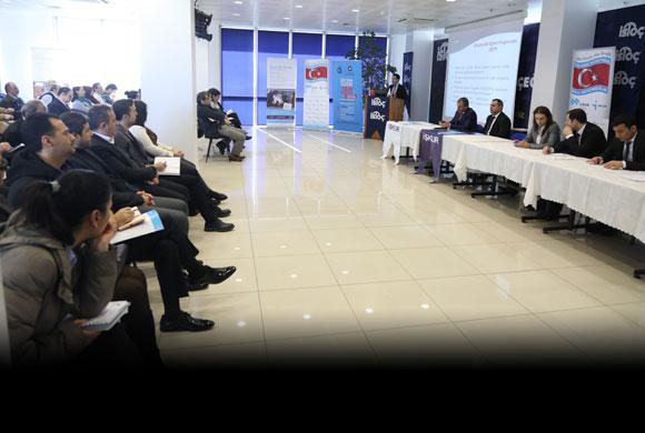 İstihdam Teşvikleri Bilgilendirme Toplantıları İSTOÇ ile Devam Etti