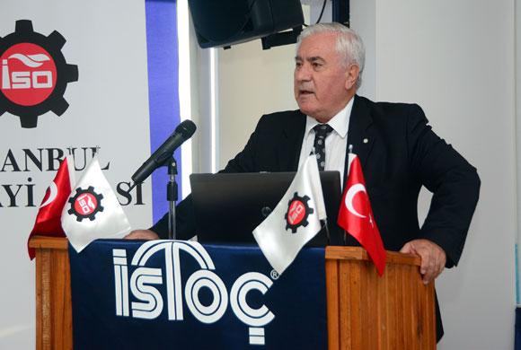İSO'nun Düzenlediği Alacakların Yeniden Yapılandırılması Semineri, İSTOÇ'ta Devam Etti