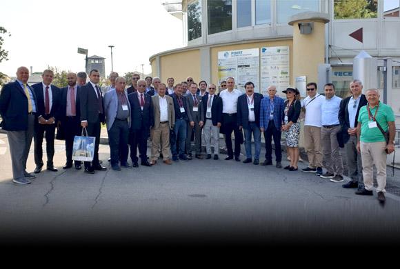 İSO Meclis ve Meslek Komitesi Üyeleri İtalya'ya Çalışma Ziyareti Gerçekleştirdi