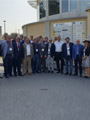 ICI Assembly and Profession Committee Members Realized Business Visit to Italy