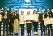 İSO İTÜ Çekirdek Bigbang-2018 Ödül Töreni