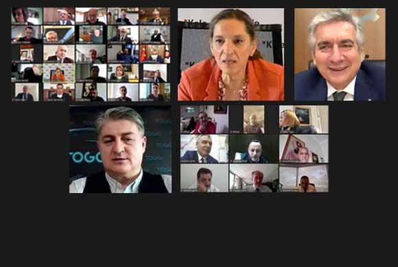 """İSO Kasım Ayı Meclisi'nde """"Türkiye'nin Otomobili ve Sanayimiz"""" Konuşuldu"""