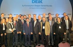 İSO Yönetimi, Dış Ekonomik İlişkiler Konseyi, İş Konseyleri Genel Kurulu'ndaydı 02