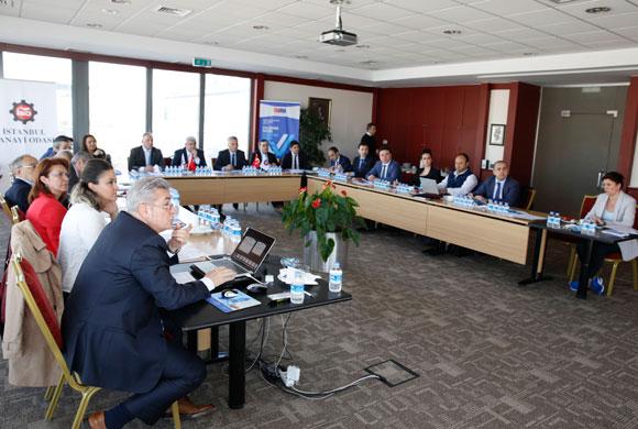 İSO, Kayıt Dışı İstihdamın Azaltılması Projesi'ne Ev Sahipliği Yaptı