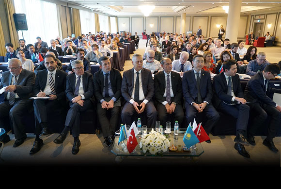 """Kazakhstan Country Day"" Organized By The ICI Attracted a Great Deal of Attention From The Business World"