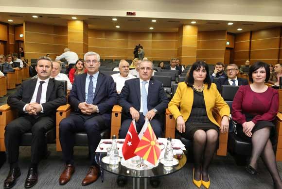 İSO Kuzey Makedonya Ülke Gününde Yatırım ve İşbirliği Fırsatları Konuşuldu