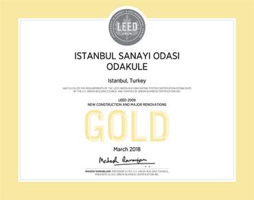 Odakule Binası LEED Gold Sertifikasının Sahibi Oldu 03