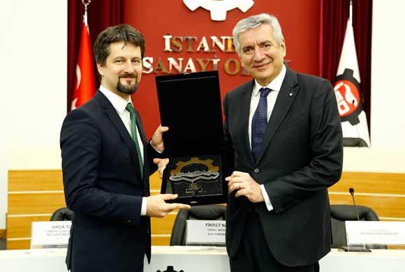İSO'nun Düzenlediği Macaristan Ülke Gününde, İki Ülke Arasındaki İş Fırsatları Konuşuldu