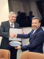 """Bakan Mahmoud Vaezi ile Görüşmeden """"İSO'da İran Masası"""" Fikri Ortaya Çıktı"""