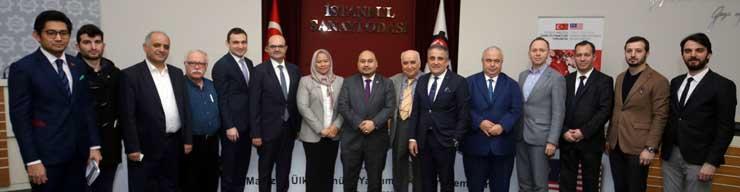 İSO, Malezya Ülke Günü Etkinliğinde İş ve Yatırım Fırsatlarını Ele Aldı